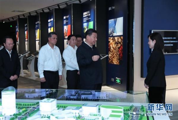 (XHDW)(1)习近平在广东珠海考察