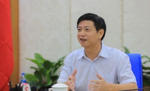 晋江市市委书记刘文儒接受人民网记者专访