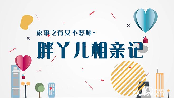 乡村法制剧场:胖丫儿相亲记 4月5日