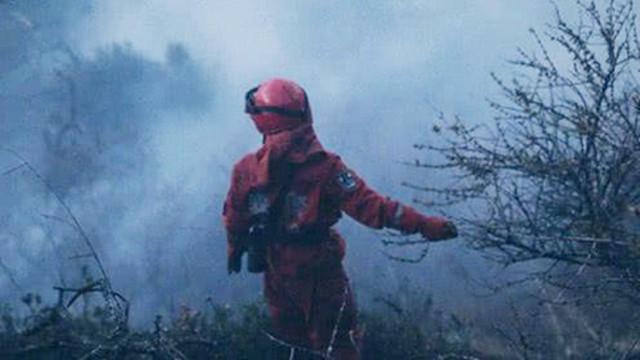 悲痛 四川凉山木里森林火灾新发现一名扑火人员遇难