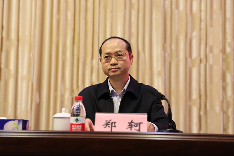 深圳市委负责同志主持开班式