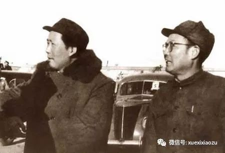 毛泽东与叶剑英