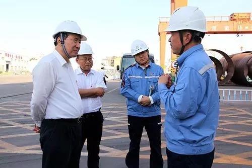 第二批主题教育中央第十二巡回督导组到中铝集团宁夏能源集团有限公司督导