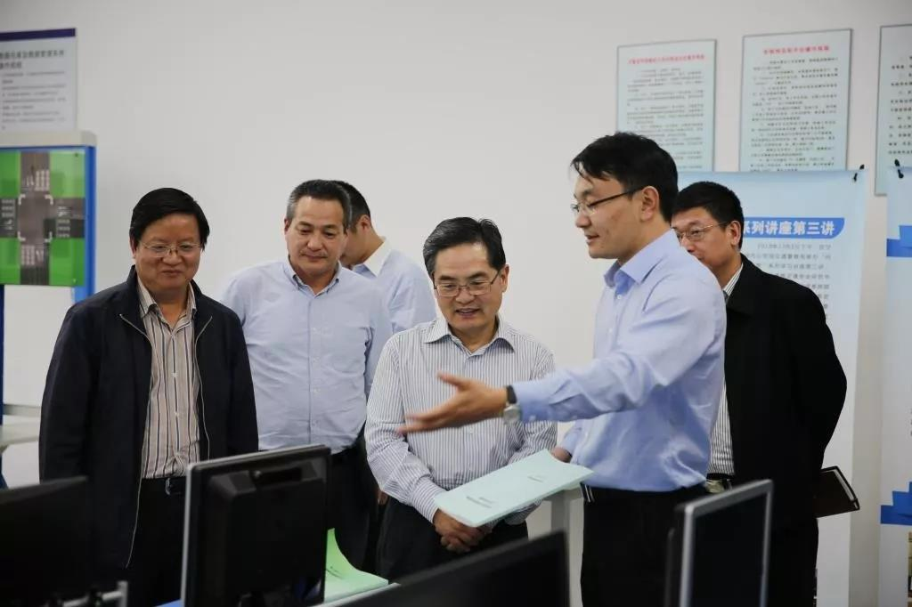 第二批主题教育浙江省委第二巡回指导组到宁波工程学院调研指导