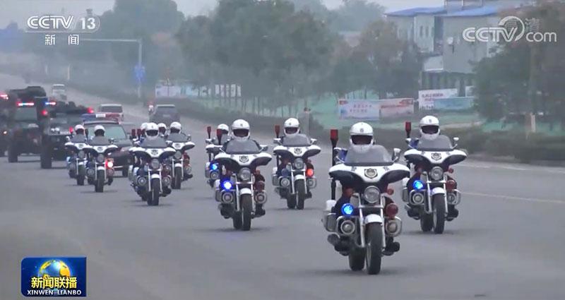 """警察有了专属节日 每年1月10日设立为""""中国人民警察节"""""""