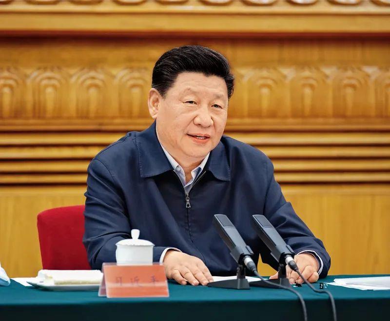 2020年6月2日,中共中央总书记、国家主席、中央军委主席习近平在北京主持召开专家学者座谈会并发表重要讲话。
