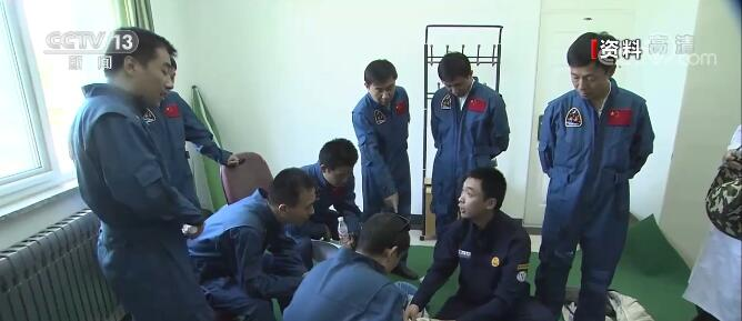 中国载人航天再启程!神舟十二号待命,3名航天员将在轨驻留3个月插图