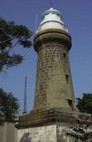 国家级文物硇洲灯塔