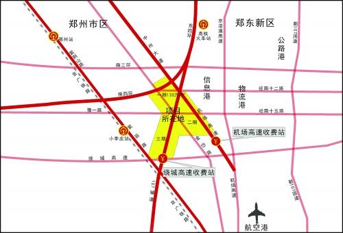 南曹乡小魏庄规划图