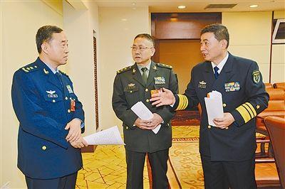 军队政协委员热议政府工作报告