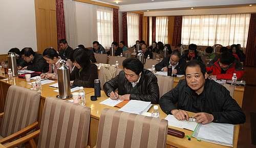新华社机关党委举办两期党支部书记培训示范班
