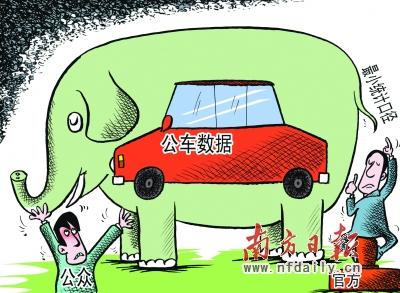 深圳公交车矢量图