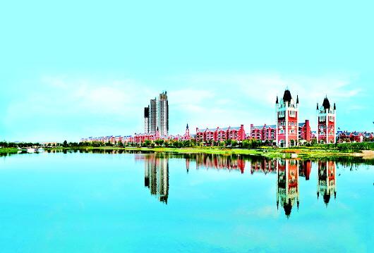 威海南海新区:百亿投入夯实发展之基