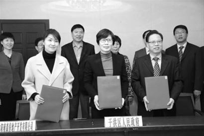 沈阳广信集团副总经理杨华表示