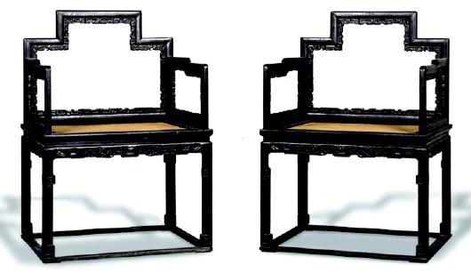 宋代时期家具手绘图片