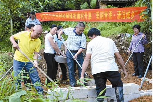 >> 文章內容 >> 美麗廣西清潔鄉村活動開展情況調研報告  美麗廣西