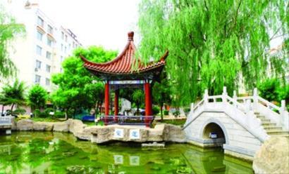 """庭院"""",再次将传统的中式"""