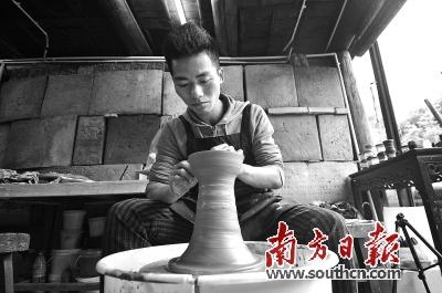 石湾陶艺新风:创客新生代崛起_党建_共产党