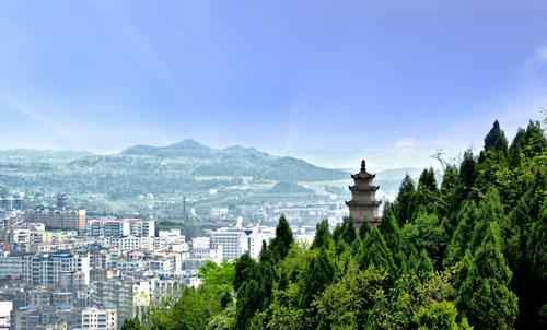 萧县凤山森林公园分享展示图片
