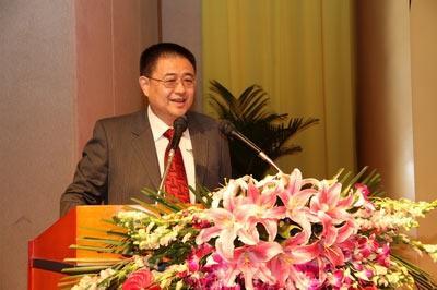 广科院邹峰院长宣读CCBN-BDF中文宣言