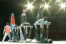 Acrobatics set for Spring Festival Gala