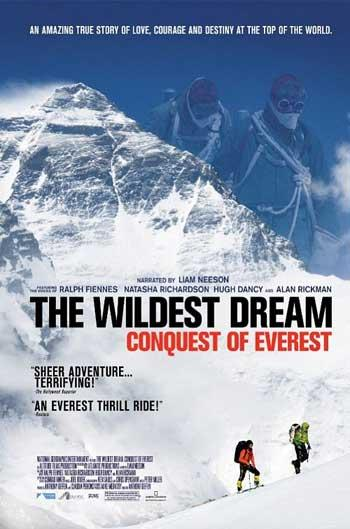 "Poster of ""The Wildest Dream"""