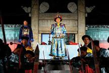 People review ancient tradition at Temple of Moon Park