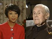 CCTV host Tian Wei interviews CPPCC member Sidney Shapire