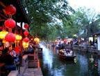 Une réplique de Zhouzhuang à Shanghai