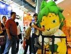 Expo 2010 : journée du pavillon de l´Afrique du Sud