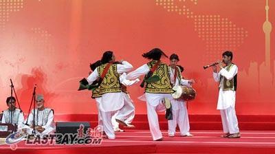 Expo2010:JournéeduPavillonafghan