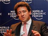 Davos d'été: interview de Charles-Edouard Bouée