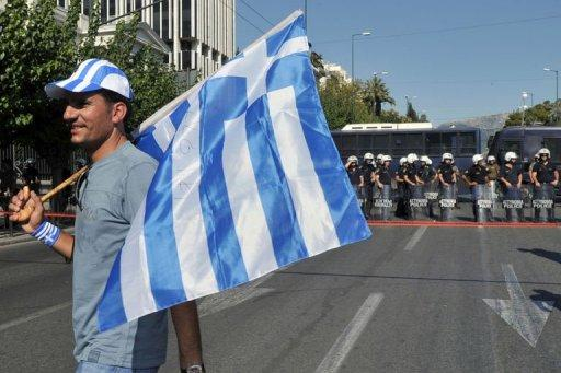 Greece's trucker strike has severely disrupted gasoline supplies at the peak of the busy tourist season.