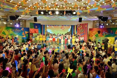 2012中央电视台少儿频道大型品牌节目推广活动
