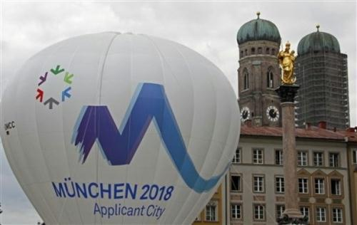 Looking ahead to 2018's Winter Games...three cities from France, Germany and South Korea all made the cut in the final selection process for the 2018 Winter Olympics.