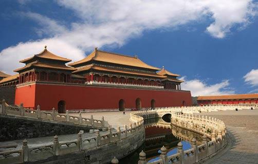Императорский дворец Гугун в Пекине