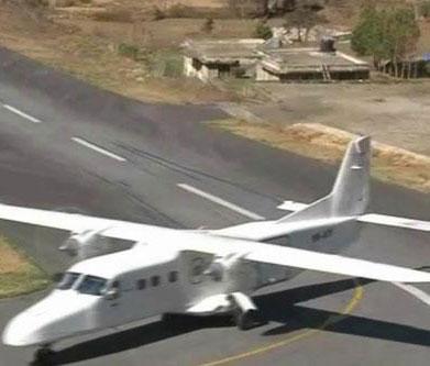 飞机急转弯