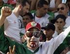 疯狂的阿尔及利亚球迷