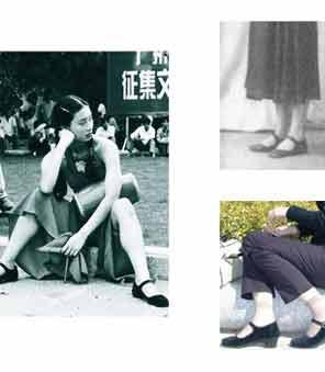 黑布鞋是个永远和母亲联系在一起的名词