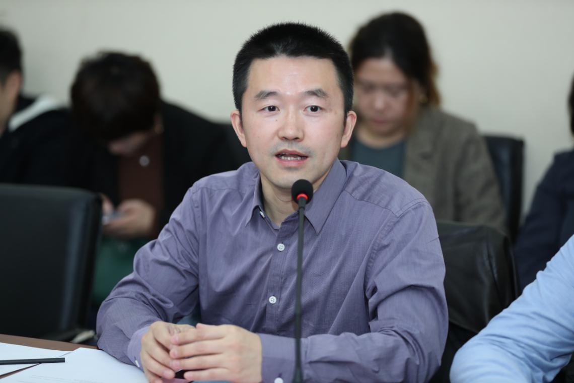 百度副总裁、百度智能云事业群组总经理尹世明