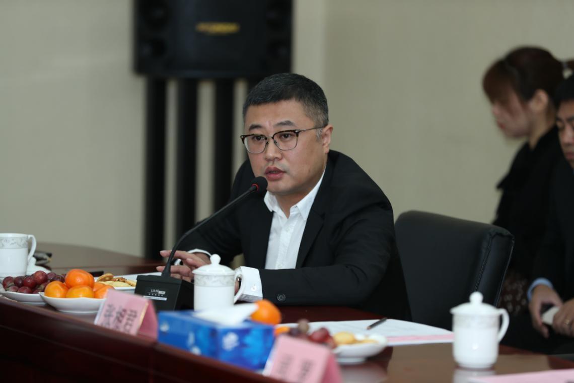 腾讯公司副总裁、腾讯云副总裁徐翊鸣
