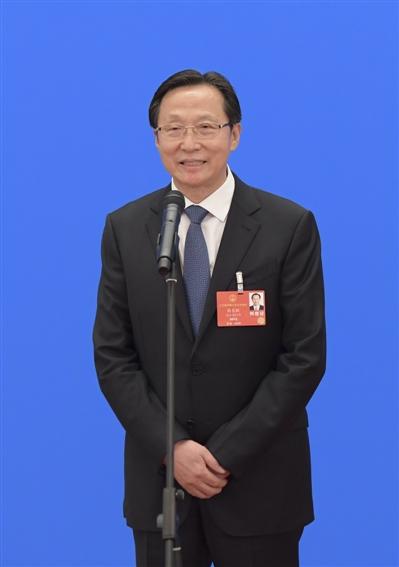 農業農村部部長韓長賦