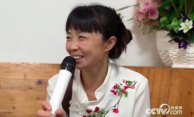 """""""全国女性创业之星""""杨秀贵"""