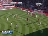 [德甲]第33轮:因戈尔施塔特1-2拜仁 比赛集锦