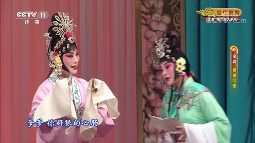 潮剧折子戏洗马桥 生祭 主演:陈立君 王锐光