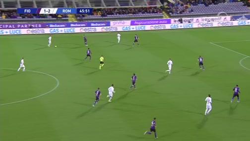 [意甲]第17轮:佛罗伦萨VS罗马 完整赛事