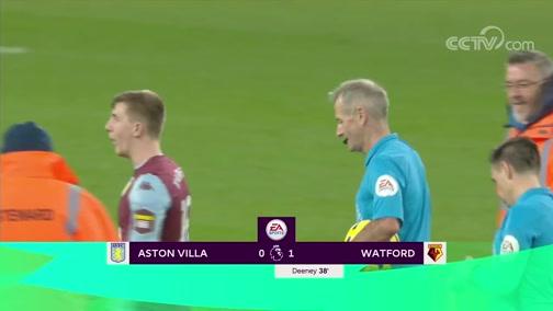 [英超]第24轮:阿斯顿维拉VS沃特福德 完整赛事