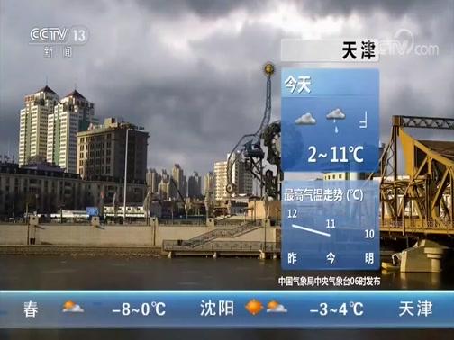 《早间天气预报》 20200302