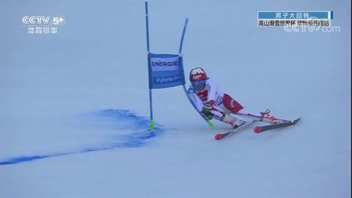 2019-20赛季高山滑雪世界杯 奥地利欣特斯托德站 男子大回转 20200304