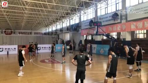 [CBA]厉兵秣马PK赛 新疆伊力特男篮队内对抗赛